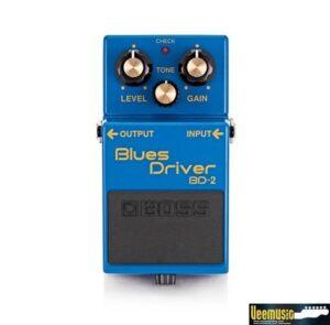 เอฟเฟคกีตาร์ บลูส์ไดรฟเวอร์ Boss BD-2 Blues Driver