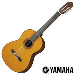 Yamaha© กีตาร์คลาสสิค ขนาดมาตรฐาน รุ่น C80 ** กีตาร์คลาสสิคมือใหม่ที่สเปคดีที่สุด **