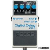 เอฟเฟคกีตาร์ ดีเลย์ BOSS Digital Delay รุ่น DD-3 ( Digital Guitar Effects Pedal )