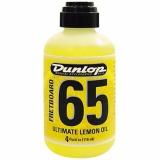 ชน้ำยาทำความสะอาดเฟร็ตกีตาร์ Dunlop รุ่น 65 Ultimate Lemon Oil